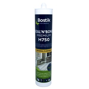 Bostik SealNBound H750 Premium Wit 290 ml